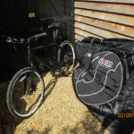 Burwash Bike Box Hire hybrid bike Scicon