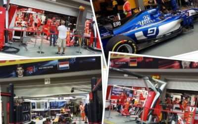 Surprising turn of event at F1 Singapore 2017