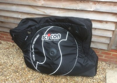 Burwash Bike Box Hire - Scicon AeroComfort 2