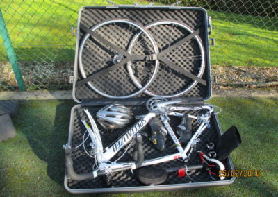 Burwash Bike Box Hire - DHB