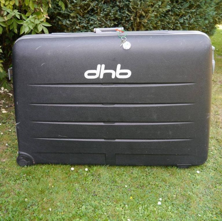 DHB Hard Case - Burwash Bike Box Hire