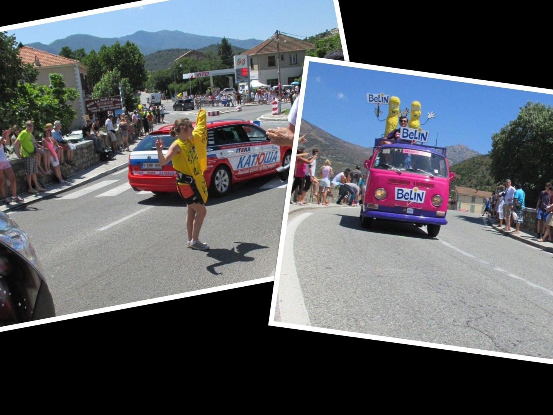 Tour de France photo for Burwash Bike Box Hire